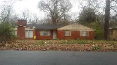 Memphis Single Family Home For Sale: 2311 St Elmo