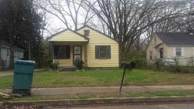 Memphis Single Family Home For Sale: 3035 Morningside
