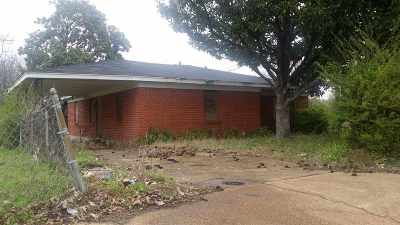 Memphis Single Family Home For Sale: 332 W Mitchell