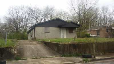 Memphis Single Family Home For Sale: 779 Gilleas