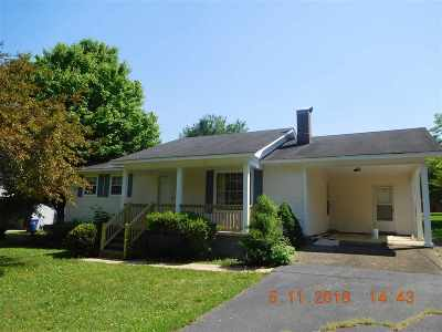 Savannah TN Single Family Home For Sale: $83,500