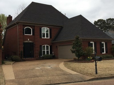 Germantown Single Family Home For Sale: 7722 Hunters Run