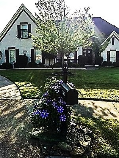 Collierville Single Family Home For Sale: 1840 Stillwind