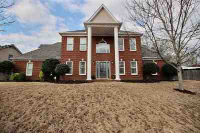 Collierville Single Family Home For Sale: 335 Duscoe