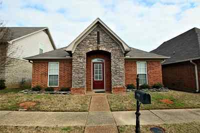 Memphis TN Single Family Home For Sale: $142,900