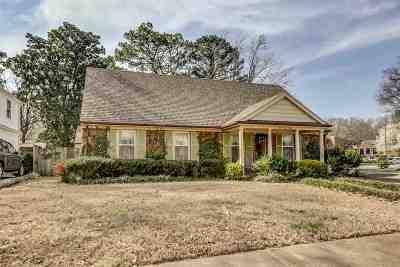 Memphis Single Family Home For Sale: 273 Lorece