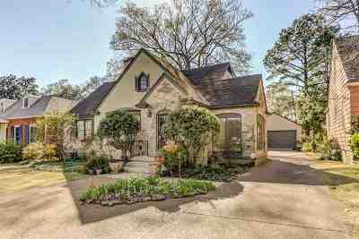 Memphis Single Family Home For Sale: 533 S Goodlett