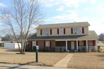 Southaven Single Family Home For Sale: 1200 Redfield