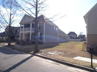 Memphis Residential Lots & Land For Sale: 1255 Ecklin