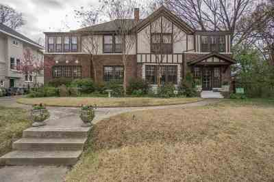 Memphis Condo/Townhouse For Sale: 311 Stonewall