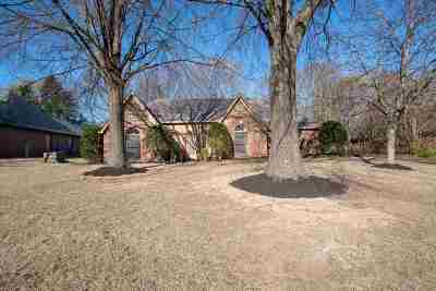 Germantown Single Family Home For Sale: 1665 Neshoba Trace