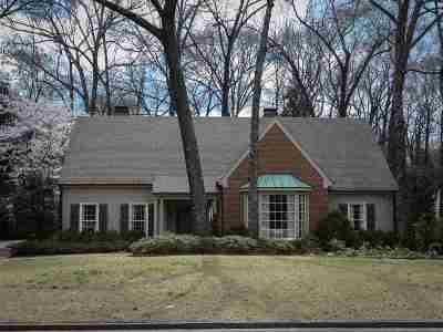 Memphis Single Family Home For Sale: 6491 S Oak Shadows