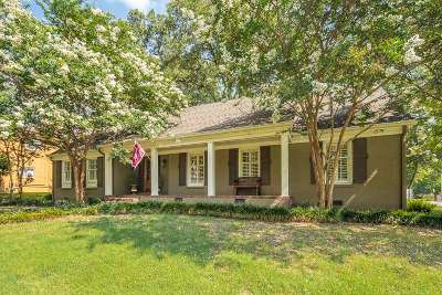 Memphis Single Family Home For Sale: 5722 Sycamore Grove