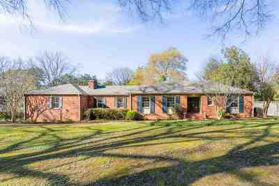 Memphis Single Family Home For Sale: 5430 Normandy