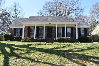 Memphis Single Family Home For Sale: 5293 Bannock