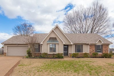 Memphis Single Family Home For Sale: 1072 Fox Trace