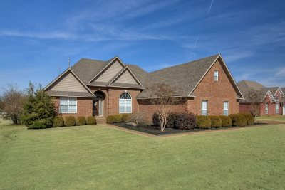 Tipton County Single Family Home For Sale: 112 Fairway