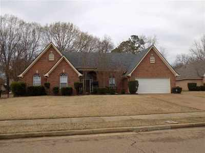 Collierville Single Family Home For Sale: 321 Bradford