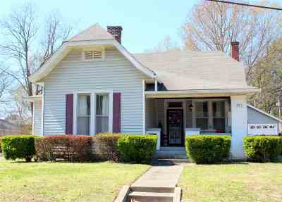 Tipton County Single Family Home For Sale: 721 Main