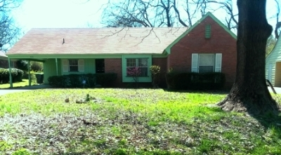 Memphis Single Family Home For Sale: 4929 Warrington