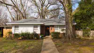 Memphis Single Family Home For Sale: 1403 Marcia