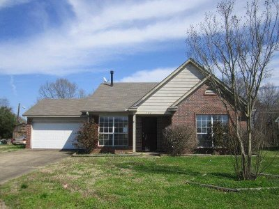 Tipton County Single Family Home For Sale: 162 Harmony