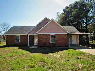 Tipton County Single Family Home For Sale: 401 Tracy