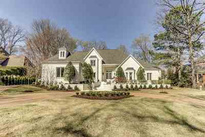 Memphis Single Family Home For Sale: 5868 Garden Oak