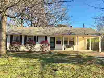 Memphis Single Family Home For Sale: 4820 Marlin
