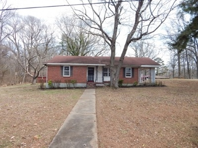 Memphis Single Family Home For Sale: 4744 Lakeridge