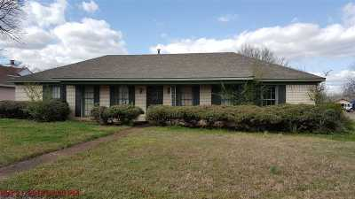 Memphis Single Family Home For Sale: 6128 Fox Ridge