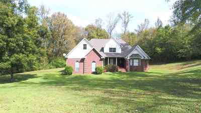 Counce Single Family Home For Sale: 215 Libby