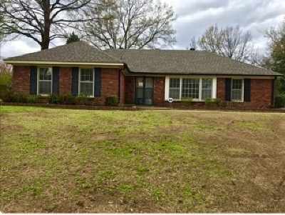 Memphis Single Family Home For Sale: 5580 Fair