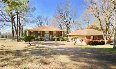 Memphis Single Family Home For Sale: 3609 Chester