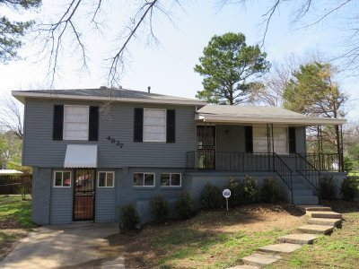 Memphis Single Family Home For Sale: 4937 Ortie