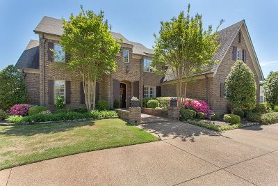 Collierville Single Family Home For Sale: 1278 Bridgepointe