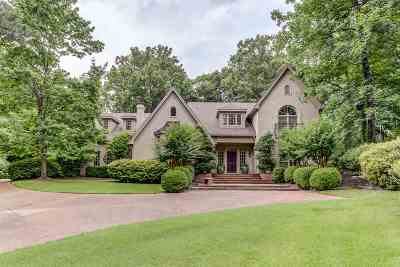 Memphis Single Family Home For Sale: 5820 Garden River
