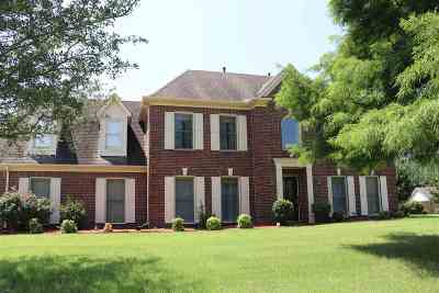 Millington Single Family Home For Sale: 4261 Mary Lynn
