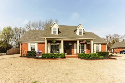 Munford Single Family Home Contingent: 37 Easley
