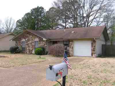 Collierville Single Family Home For Sale: 1175 Greenview