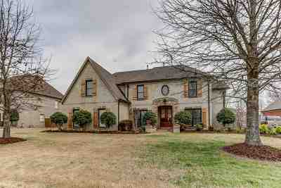 Collierville Single Family Home For Sale: 1822 Stillwind