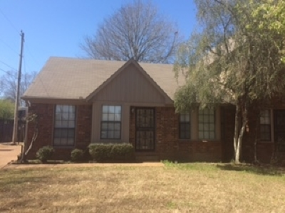 Collierville Condo/Townhouse Contingent: 397 Taylors Way