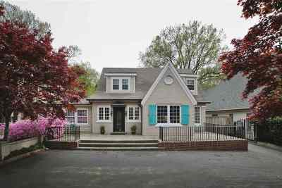 Memphis Single Family Home For Sale: 3625 S Galloway