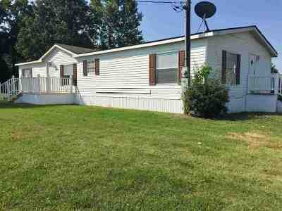 Covington Single Family Home For Sale: 2083 Old Memphis