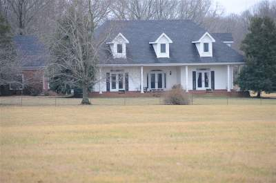 Unincorporated TN Single Family Home For Sale: $498,300