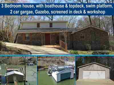 Counce Single Family Home For Sale: 195 Port