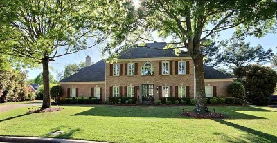Collierville Single Family Home For Sale: 2193 Cox Hollow