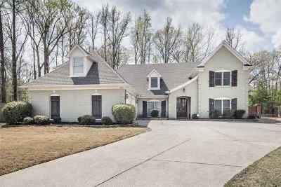 Lakeland Single Family Home Contingent: 4057 Cypress Hill