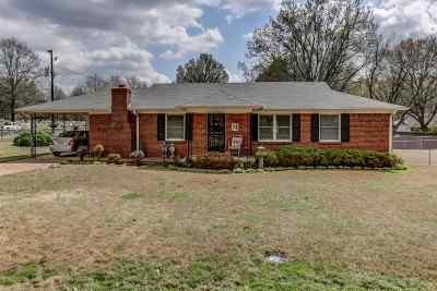 Collierville Single Family Home Contingent: 199 Keough