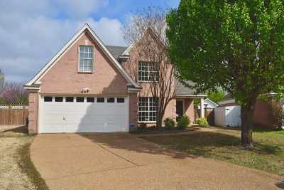 Cordova TN Single Family Home Contingent: $164,900